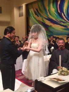 京谷さんご結婚式