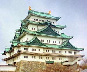 Nagoya-castle-Keep_tower1